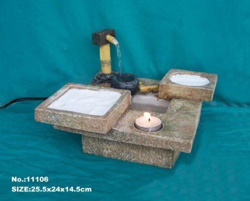 zen garden water fountain from amazon things i want as gifts. Black Bedroom Furniture Sets. Home Design Ideas