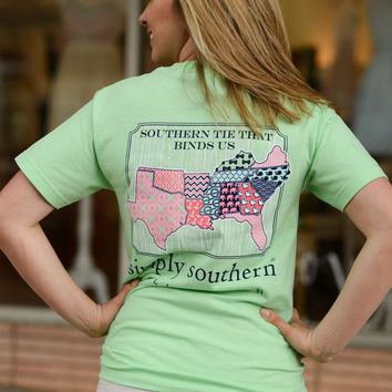 Simply Southern Southpatch Tee