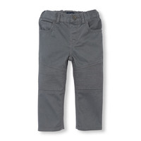 Toddler Boys Skinny Moto Pants | The Children's Place