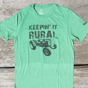 Keepin' It Rural T- Shirt