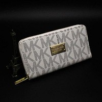 MICHAEL KOR WOMENS PURSE WALLET MK BAGS TOTES HANDBAGS