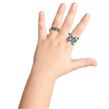 Butterfly or Band Mood Ring