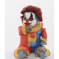 Ouchy Motion Activated Clown – Spirit Halloween
