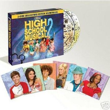 High School Musical 2 w/ EXCLUSIVE DVD and Collectible Photos