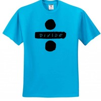 "Ed Sheeran ""Divide Logo"" T-Shirt"