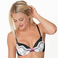 SO Bra: Gimme A Boost Push-Up Bra