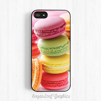 Colorful Macaroons iPhone Case, Hard Plastic iPhone Case, Samsung Galaxy S3 S4 iPhone 4, iPhone 4s & iPhone 5, phone case, phone cover NP06