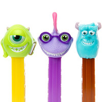 Monsters University PEZ Candy Packs: 12-Piece Display
