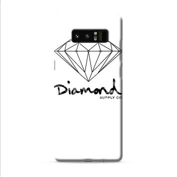 Black Diamond Supply Co Samsung Galaxy Note 8 case