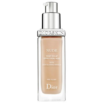 Diorskin Nude Skin-Glowing Foundation Broad Spectrum SPF 15 - Dior