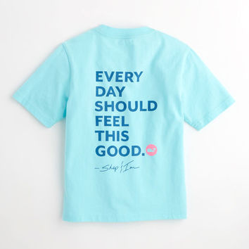 Boys EDSFTG Pocket T-Shirt