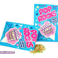 Cotton Candy Pop Rocks Packs: 24-Piece Box | CandyWarehouse.com Online Candy Store