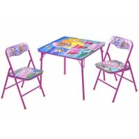 Bubble Guppies Table & Chair Set