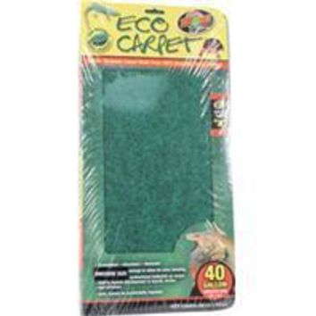 Zoo Med Laboratories Inc - Eco Carpet Reptile Terrarium Liner
