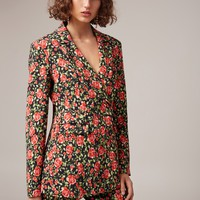 C/MEO COLLECTIVE OWN LIGHT BLAZER black rose
