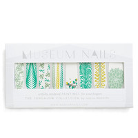 ModCloth And Mani More Nail Sticker Set in Foliage