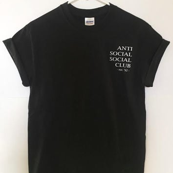 Anti Social Social Club Tshirt | Anti Social | Club |