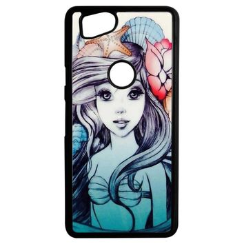 Ariel The Little Mermaid 1 Google Pixel 2 Case