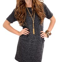 Pick Pocket Sweater Dress