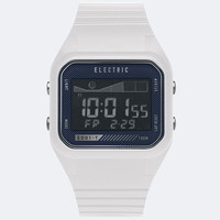 Electric Ed01 Tide Pu Watch White One Size For Men 25631215001