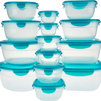Lock & Lock 14pc Nestable Bowl & Zen Storage Set — QVC.com