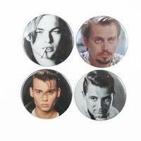 DREAMBOAT BUTTONS