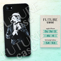 Star Wars iPhone 5 case Storm Troopers iphone 5s case iPhone case iphone 5c case Hard or Soft Case-STW12