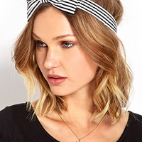 Nautical Thing Bow Headband