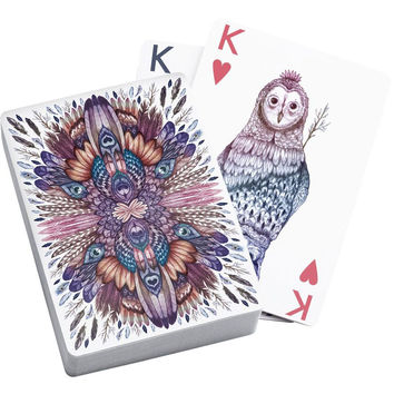 Aves Playing Cards