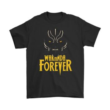 Wakanda Forever Marvel Black Panther Shirts