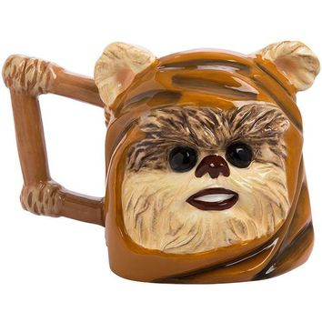 Star Wars Ewok Ceramic Coffee Mug