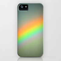 Vintage Rainbow iPhone & iPod Case by 2sweet4words