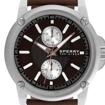 s sperry top sider intrepid from nordstrom watches