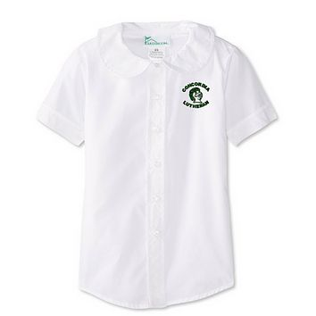 Concordia Lutheran School Peter Pan Blouse