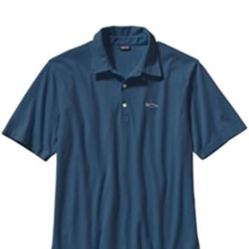 Patagonia Mens Trout Fitz Roy Polo T-Shirt 52206 Other Styles Availabl
