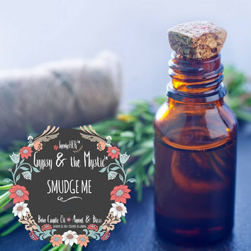 Gypsy & the Mystic™ Smudge Me Meditation Oil