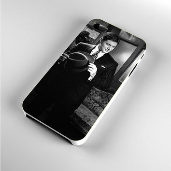 Jensen Ackles Dean Winchester BW iPhone 4s Case
