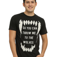Bring Me The Horizon To The Wolves T-Shirt