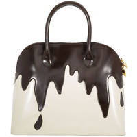 My other bag is a Moschino. . | feathersofinspiration.com