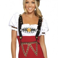 4 PC Beer Stein Babe Costume @ Amiclubwear costume Online Store,sexy costume,women's costume,christmas costumes,adult christmas costumes,santa claus costumes,fancy dress costumes,halloween costumes,halloween costume ideas,pirate costume,dance costume,cos