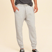 Guys Fleece Jogger Pants | Guys Bottoms | HollisterCo.com