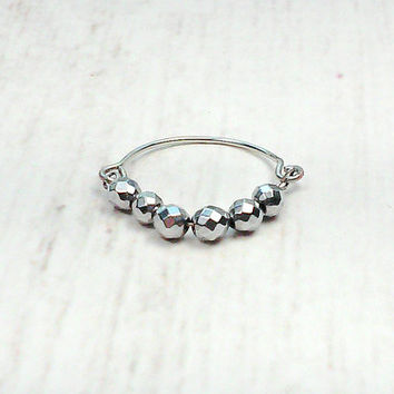 Unique Ring - Beaded Ring - Ring For Women - Boho Ring - Gifts For Her - Gifts for Bridesmaid - Tribal Ring
