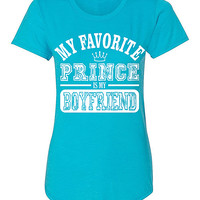 My Favorite Prince Is My Boyfriend T-Shirt