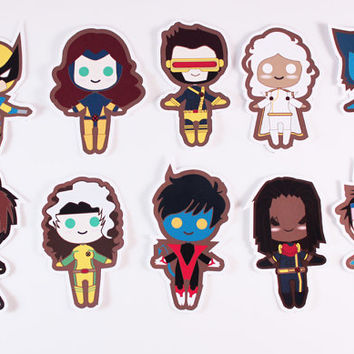 X-Men Sticker Pack