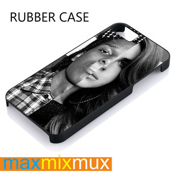 Primo Magazine Asap Rocky Lana Del Rey iPhone 4/4S, 5/5S, 5C, 6/6 Plus Series Rubber Case