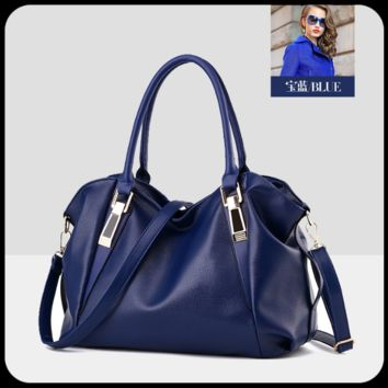 Ladies classic casual fashion bag Crossbody Bag female hand bill of lading