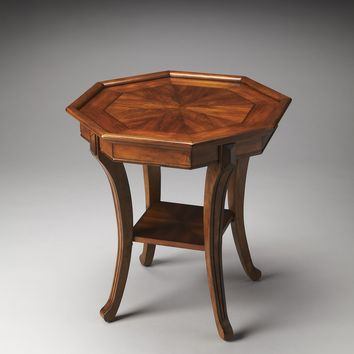 Kingston Antique Cherry End Table by Butler Specialty Company 2610011