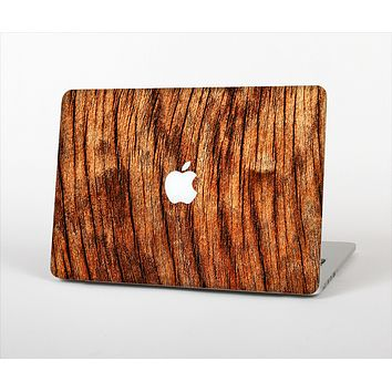 The Warped Wood Skin Set for the Apple MacBook Air 13""