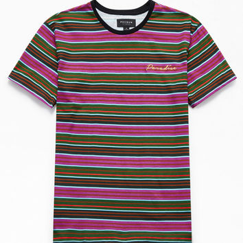 Paradise Striped T-Shirt | PacSun