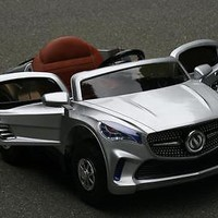 New Limited Edition Mercedes Benz CLA250 Kids Ride On Car With RC